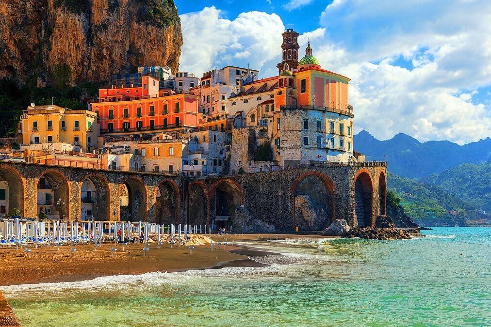 諦めていたイタリア挙式。直前手配にも関わらずアマルフィで私達の夢が実現出来ました!