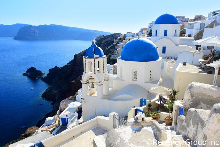 ギリシャの美味しいグルメもヨーロッパ挙式&ハネムーンを格上げしてくれる!