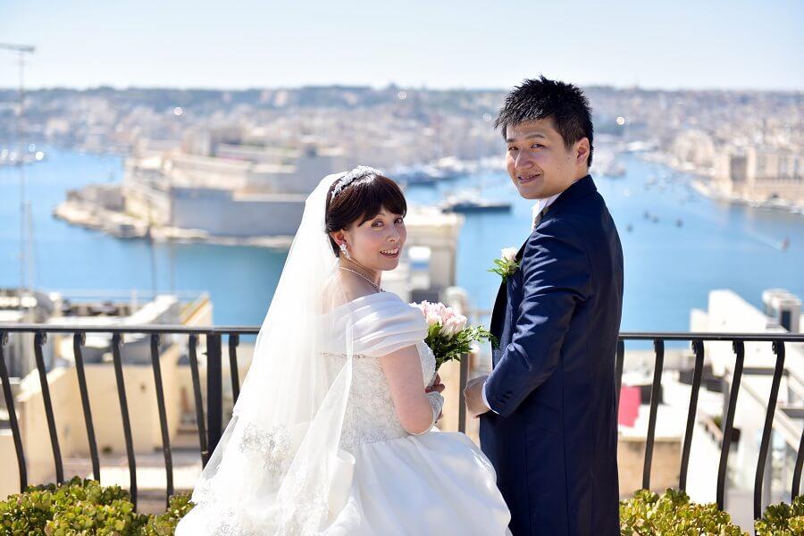 """絢爛豪華なパリジオ宮殿、マルタ島は私達の""""Another Sky""""となりました!!"""