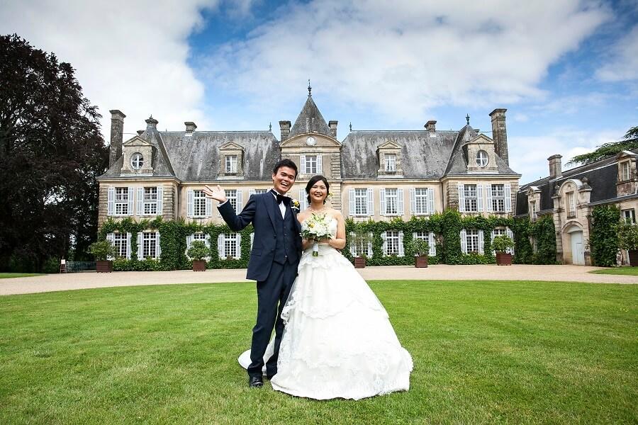キュルゼー城との出会いは、偶然にみつけた蔦の絡まる素敵な写真から!!