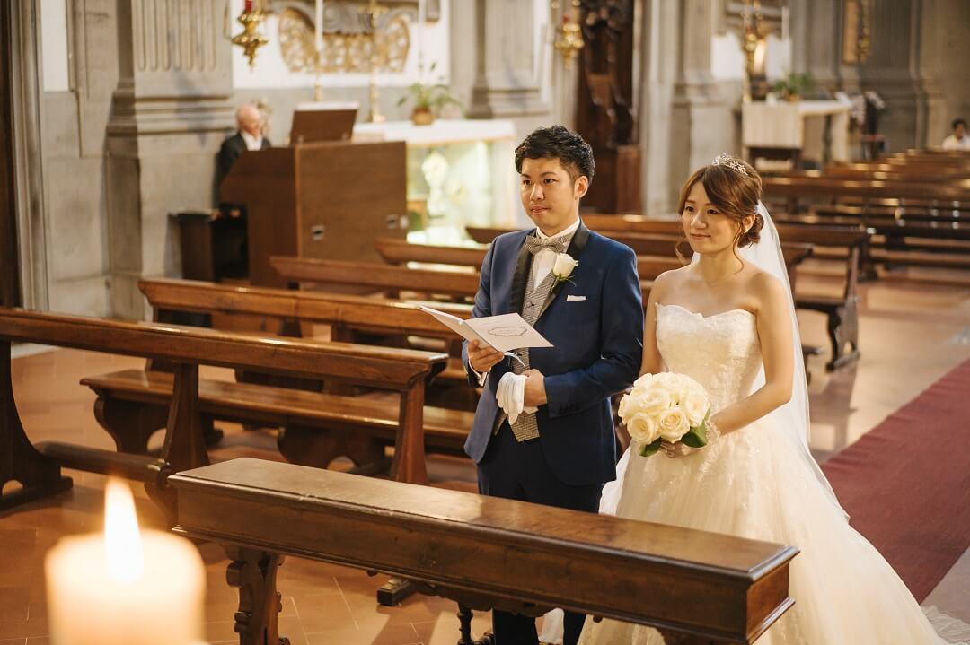 初めてのヨーロッパ旅行でも心配ご無用!結婚式の重みを実感した古都フィレンツェ!!