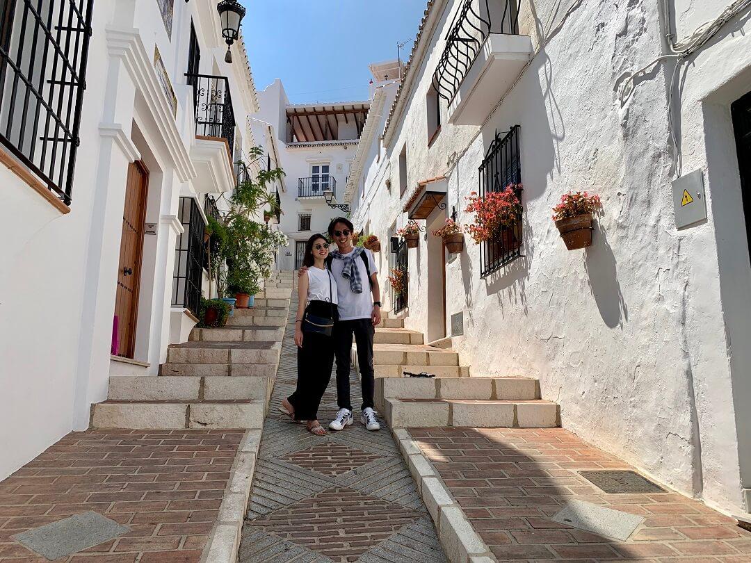 Vacaciones en Espana !! 私たちのハネムーンはスペイン満喫の旅!!